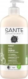 Ošetřující šampon BIO ginko a oliva - 500ml