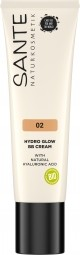 CC krém HYDRO GLOW s kys. hyaluronová - 30ml - 02 medium-dark