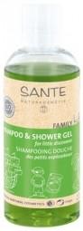Dětský sprchový gel a šampon BIO aloe - 200ml