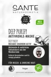 Karbonová maska - 2x4ml