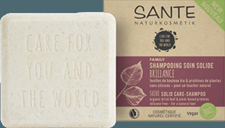 Tuhý šampon Gloss březový s proteinem - 60g