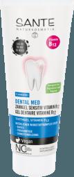 Zubní gel s vitamínem B12 bez fluoridu - 75ml