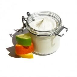 Citrusová bomba - organické tělové suflé