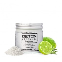 DETOX absolute - detoxikační pleťový krém