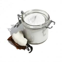 Mléčné potěšení - organické tělové suflé