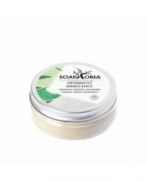 Nevinnost - organický krémový deodorant