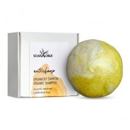 NutriShamp - tuhý šampon na suché, namáhané a poškozené vlasy