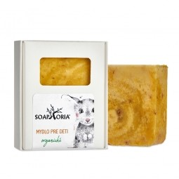 Organické mýdlo pro děti