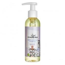 Organický masážní & lázeňský olej na dobrou noc