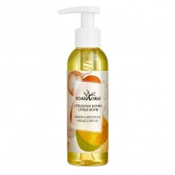 Citrusová bomba (Plody štěstí) - organický masážní olej