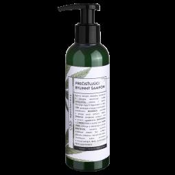 Pročišťující a stimulační bylinný šampon 200 mg CBD