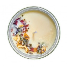 Proti stresu - aromaterapeutická sójová svíčka