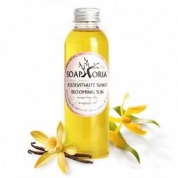 Rozkvetlé slunce - organický masážní olej