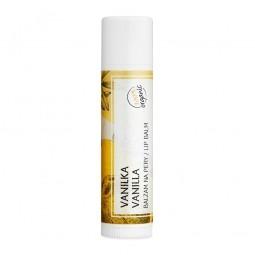 Vanilka - organický balzám na rty