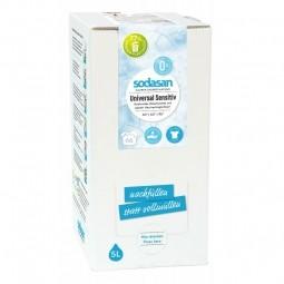 Universal tekutý prací prostředek sensitive - 5 litrů