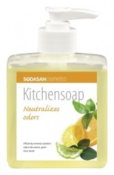 BIO kuchyňské tekuté mýdlo anti-odor - 300ml