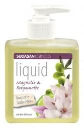 BIO tekuté mýdlo na ruce magnolie - oliva - 300ml