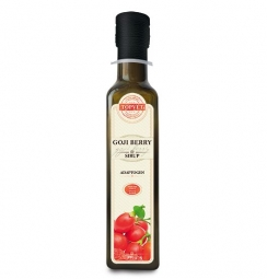Goji berry sirup ve skle 250 ml