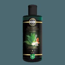 Lesní směs v mandlovém oleji 200ml