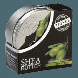 Bambucké máslo (shea butter) s olivovým olejem 100ml