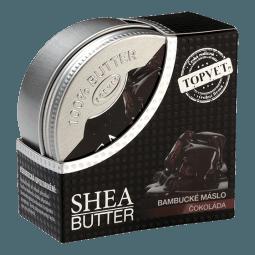 Bambucké máslo (shea butter) s čokoládou 100ml