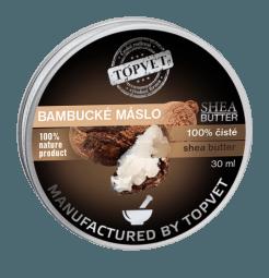 Bambucké máslo (shea butter 100%) 30ml