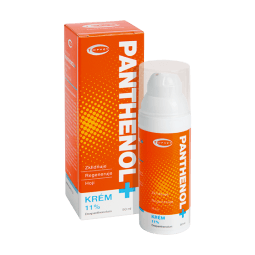 PANTHENOL + KRÉM 11% 50ml