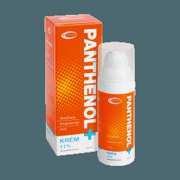 PANTHENOL + KRÉM 11% 50ml