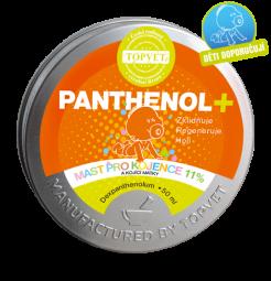 PANTHENOL + MAST PRO KOJENCE 11% 50ml