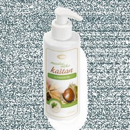 Kaštanové masážní mléko 200 ml