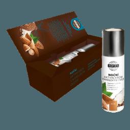 Noční aktivní krém s mandlovým olejem 50ml
