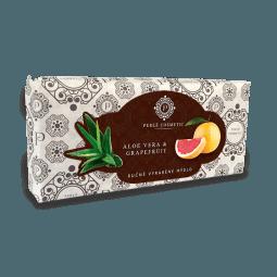 Mýdlo Aloe vera a grapefruit 115g