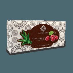 Mýdlo Aloe vera a třešeň 115 g