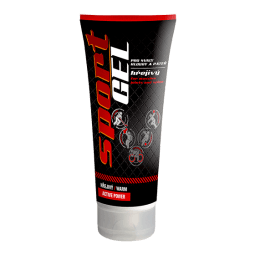 Sport gel hřejivý (warm) 100ml