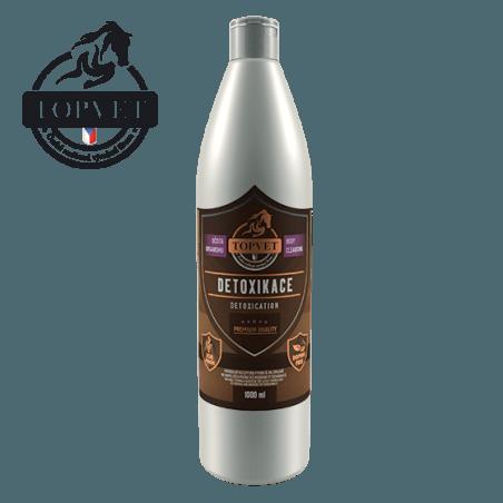 Sirup Detoxikace 1000ml - pro koně