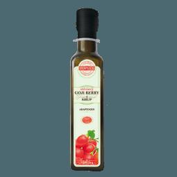 Goji berry steviových sirup - farmářský 250ml