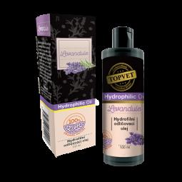 Hydrofilní odličovací olej - Levandule 100ml