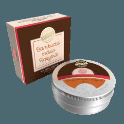 Akce spotřeba 03.09.2021 Bambucké máslo - Rakytník 50ml