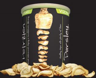 Zeleninové chipsy - Petržel
