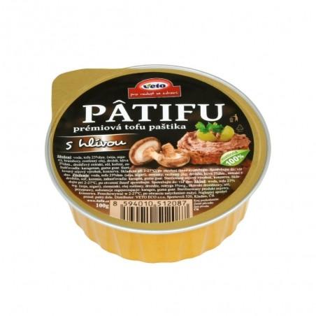 Paštika PATIFU s hlívou 100 g