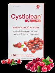 Brusinky - Cysticlean 30 kapslí