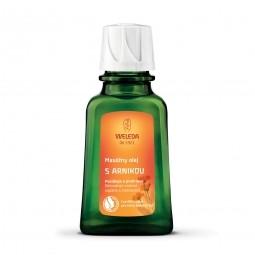 Masážní olej s arnikou 50