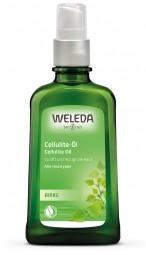 Březový olej na celulitidu