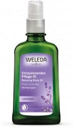 Levandulový relaxační olej