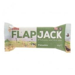 Flapjack ovesný pistácie bezlepkový 80 g