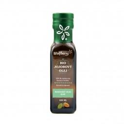 Jojobový olej BIO 100 ml Wolfberry *