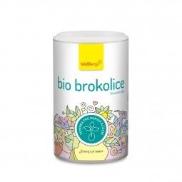 Brokolice BIO semínka na klíčení 200 g Wolfberry*