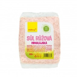 Himalájská sůl růžová 250 g Wolfberry