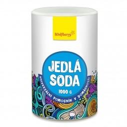 Jedlá soda 1 000 g Wolfberry