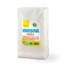 Kokosová mouka BIO 1000 g Wolfberry